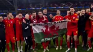 Gareth Bale Likely To Anger Real Madrid Fans With 'Wales. Golf. Madrid' Flag