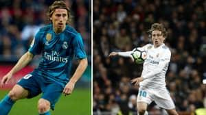 Real Madrid President Slaps Ridiculously Large Price-Tag On Luka Modric