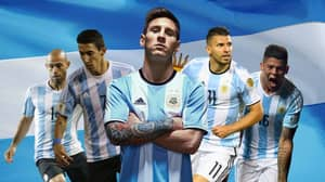 Argentina Announce Their Squad For The World Cup
