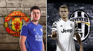 Harry Maguire And Matthijs De Ligt's Stats Compared Show Juventus Played A Blinder