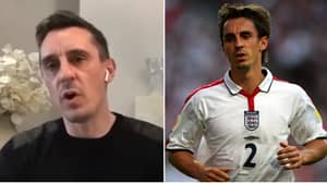 Gary Neville Admits He's Still 'Ashamed' Over Racist Incident In 2004