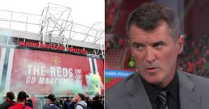 Roy Keane Destroys Glazer Ownership In Passionate Response To Manchester United Protest