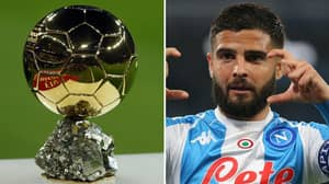 Lorenzo Insigne Names Chelsea Star Who 'Deserves' To Be Shortlisted For Ballon d'Or