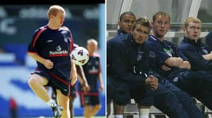 Former England Star Tells Absolutely Insane, But True Paul Scholes Training Story