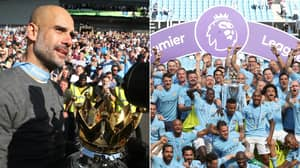 Paddy Power Pay Out On Manchester City Winning The Premier League