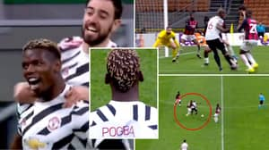 Paul Pogba's Incredible Highlights Vs AC Milan Prove He Is Man Utd's Most Important Player