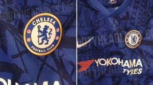 Chelsea's Leaked 2019/20 Home Kit Will Split Opinion