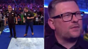 James Wade Accused Of 'Bullying' Opponent On Stage, Then Gives Really Bizarre Interview