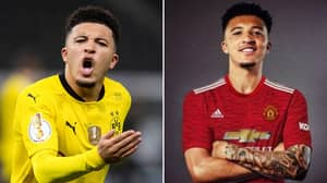 Borussia Dortmund Aren't Happy With Huge Part Of Jadon Sancho's Move To Manchester United