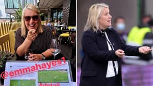 Emma Hayes' Dedication To Giving Fans Insightful And Well-Researched Commentary At The Euros Is Impressive