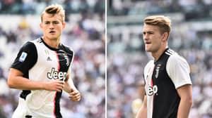 Matthijs De Ligt Admits Form For Juventus Hasn't Been As Good As 'Invincible' Ajax Form