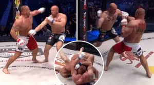 Polish MMA Hosted A Fight Between Two World Champion Strongmen And It Was Absolute Carnage