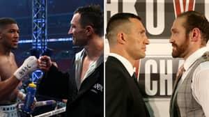 Wladimir Klitschko Gives His Tyson Fury Vs Anthony Joshua Prediction