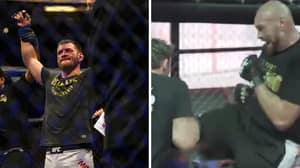 Stipe Miocic Calls Out Tyson Fury After His MMA Training Footage Releases