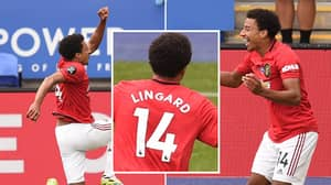 Jesse Lingard Sends Emotional Message To Manchester United Fans After Champions League Qualification