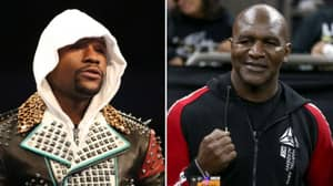 Evander Holyfield Explains Why Floyd Mayweather Can't Be The Greatest