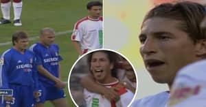 When Sergio Ramos Scored A Screamer Against Real Madrid That Helped Hand La Liga To Barcelona