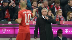 Arjen Robben Takes A Huge Jab At Carlo Ancelotti