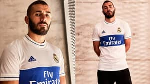 Real Madrid's Beautiful Limited Edition Icon Shirt Will Cost You A Fortune