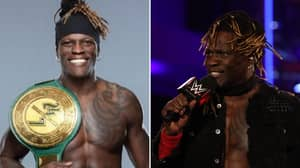 WWE 24/7 Champion R-Truth Sits Down For A Round Of Locker Room Talk