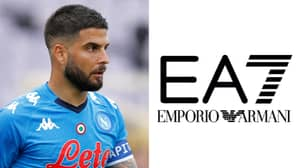 Giorgio Armani Are 'In Talks' With Napoli To Become The Club's Next Kit Supplier