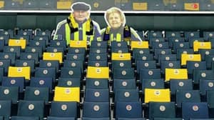 Fenerbahce Play Tribute To Couple Who Passed Away