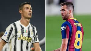 Cristiano Ronaldo Helped Barcelona Complete Miralem Pjanic Transfer With Huge Endorsement