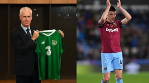 Fresh Hope For Ireland In Race For Declan Rice