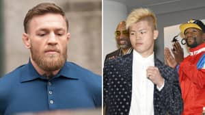 Tenshin Nasukawa Brutally Puts Down Conor McGregor Over His Instagram Comments