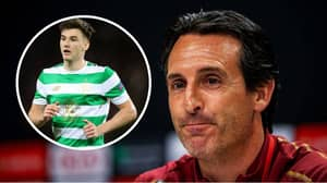 Arsenal's Bid For Celtic Defender Kieran Tierney Labelled 'Embarrassing'