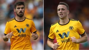 European Giants Keeping Tabs On Wolves Duo Ruben Neves And Diogo Jota