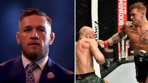 Conor McGregor Drops Out Of The UFC Rankings