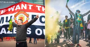 Manchester United Fans Target Two More Games This Season For Glazer Protests