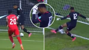 Haiti Goalkeeper Josue Duverger Scores One Of The Worst Own Goals Ever