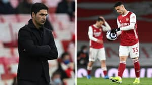 Arsenal Are More Likely To Get Relegated Than Win The Premier League