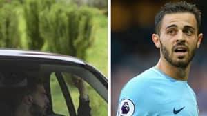 Bernardo Silva Drives A Car You Would Least Associate With A Footballer