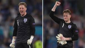 Jordan Pickford Will Win The Euro 2020 Golden Glove After Stellar Tournament