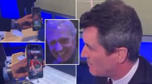 Roy Keane Finally Watches FIFA 21 'Dancing' Video And His Reaction Is Priceless
