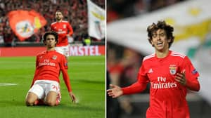 'Success Has Helped Me With Girls, They Send Naked Photos' Says Joao Felix