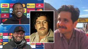 Jurgen Klopp & Fred Laugh At 'Pablo Escobar' Journalist On Consecutive Nights