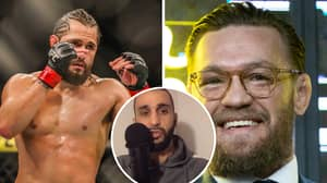 Georges St-Pierre's Former Trainer Thinks Conor McGregor Would Have 'Difficult Time' With Jorge Masvidal