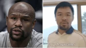 Floyd Mayweather Responds To Manny Pacquiao's Bizarre Fight Offer