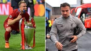 Xherdan Shaqiri Slammed Because He 'Isn't A Champion' By Swiss Manager