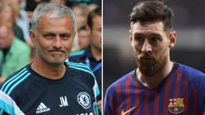 How Jose Mourinho 'Convinced' Lionel Messi To Join Chelsea From Barcelona In 2014