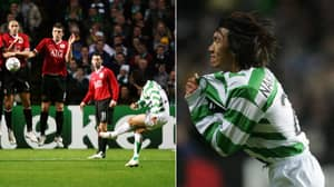 On This Day In 2006: Shunsuke Nakamura Scored 'That' Free-Kick Against Manchester United
