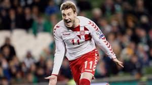 Nicklas Bendtner Finishes As Top Scorer In The Norwegian Top Flight