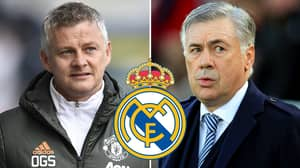 Man United 'Willing To Offer' Real Madrid Star Staggering £10.3m-A-Year Wages In Transfer Proposal