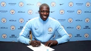Benjamin Mendy Produces Brilliant Tweet After Signing For Manchester City