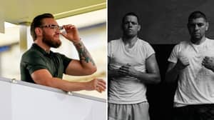 Conor McGregor Has Just Called Out The Diaz Brothers