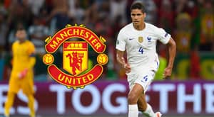 Manchester United Willing To Pay Raphael Varane A Ridiculous Amount In Order To Prise Him Away From Real Madrid